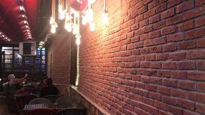 Dekoratif Antik Tuğla Pastel Modeli, Kültür tuğlası duvar kaplama m2 fiyatları