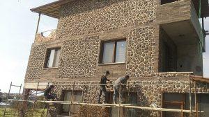 Dekoratif Doğal Taşlar Bina Dış Cephe Çeşitleri