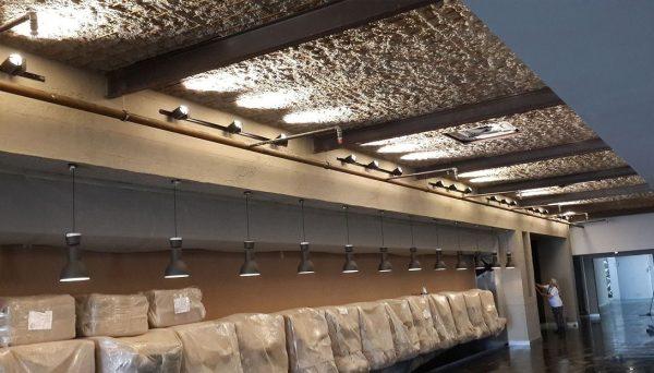Demirli Brüt Beton Duvar Panelleri