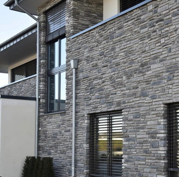 La Rinconada Dış Cephe Taş Duvar Kaplama Modeli Ceniza