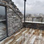 La Rinconada Kültür Taşı CenizaDoğal Taş Duvar Kaplama Uygulamaları