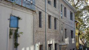 Ladrillo Loft Duman Tuğla Duvar Kaplama Panellerii