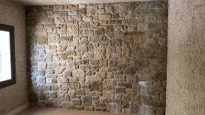 Ota Benga Kültür Taşı Arena İç Mekan Taş Duvar Kaplama m2 Fiyatları