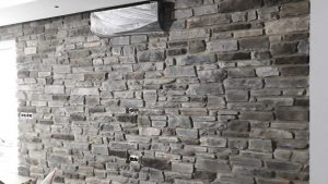 Perito Moreno Kültür Taşı Ceniza Salon Duvar Taş Kaplamaları