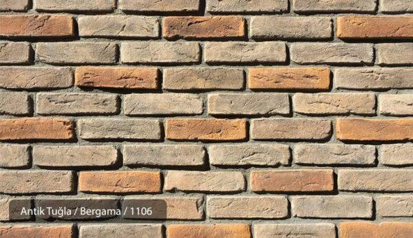 Antik Tuğla Bergama - 1107