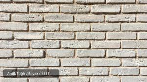 Antik Tuğla Beyaz - 1112