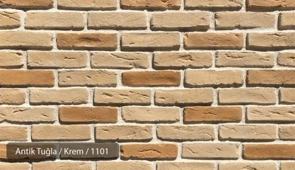 Antik Tuğla Krem – 1101