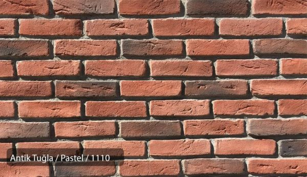 Antik Tuğla Pastel – 1106