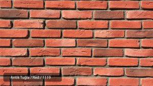 Antik Tuğla Red - 1110