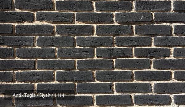 Antik Tuğla Siyah – 1113