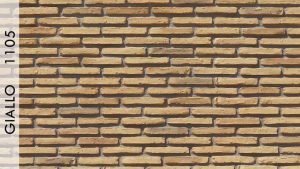Asur Tuğla Panel Giallo - 1105