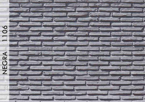 Asur Tuğla Panel Negra – 1106