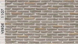 Asur Tuğla Panel Verde - 1107