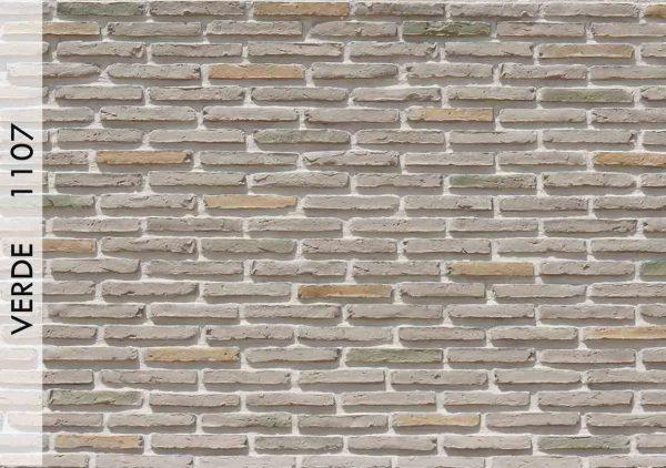 Asur Tuğla Panel Verde – 1107