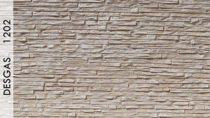 Breccia Ahşap Panel Desgas - 1202