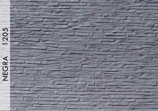 Breccia Ahşap Panel Negra – 1205