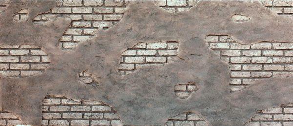 Ladrillo Cemento Tuğla Panel Blancura