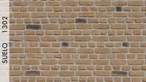 Ladrillo Tuğla Panel Suelo - 1302