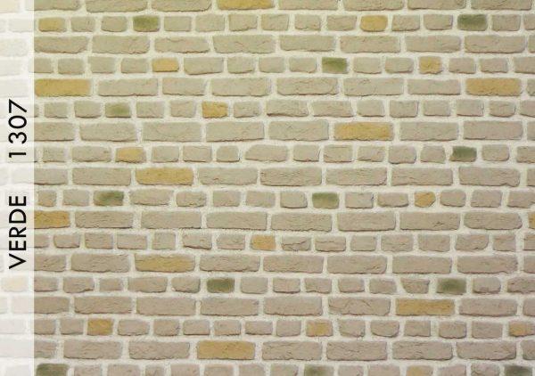 Ladrillo Tuğla Panel Verde – 1307