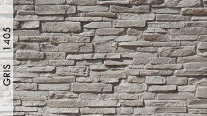 Piedra Taş Panel Gris - 1405