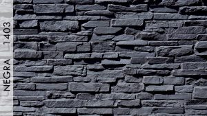 Piedra Taş Panel Negra - 1403