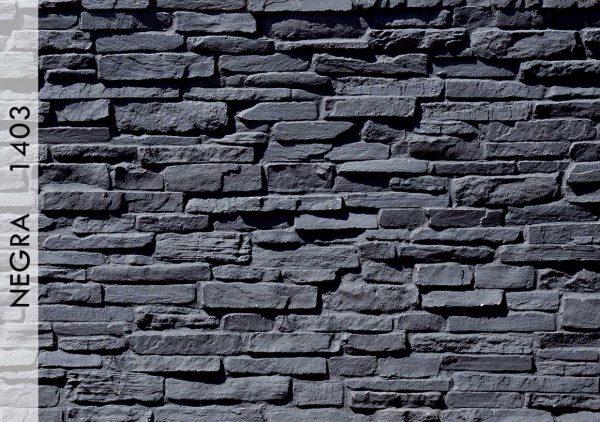 Piedra Taş Panel Negra – 1403