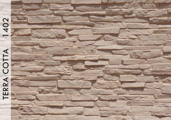 Piedra Taş Panel Terra Cotta – 1402