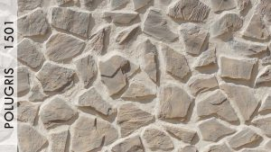 Rocc Taş Panel Polugris - 1501