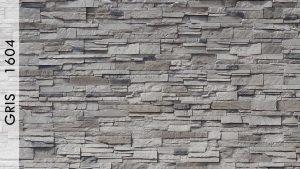Rotto Taş Panel Gris - 1604