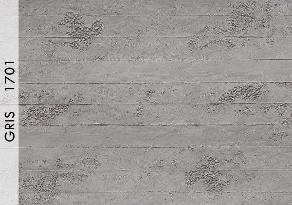 Roughast Beton Panel Gris – 1701