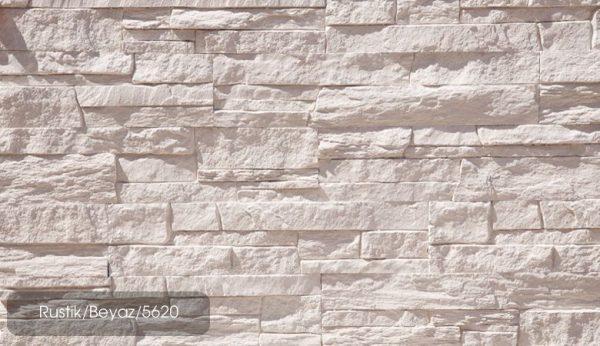 Rustik Kültür Taşı Beyaz - 5620