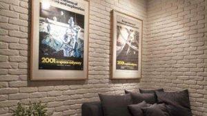 Ladrillo Loft Doğal Tuğla Görünümlü Fiber Polyester Duvar Kaplama Panelleri