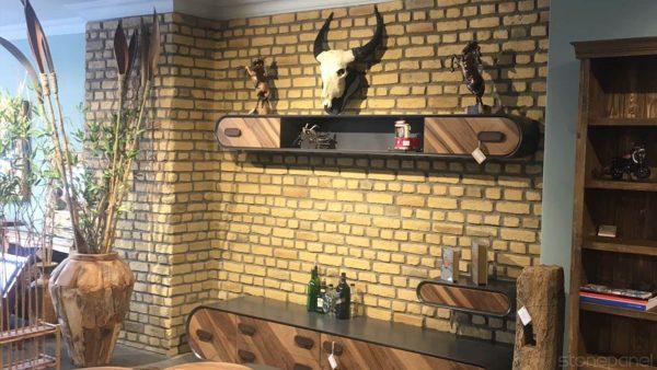Ladrillo Tuğla Duvar Panelleri
