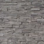 Wood Ahşap Panel Anthracite - 2201