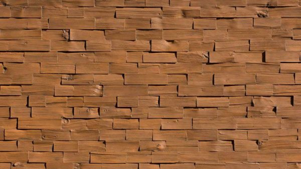 Wood Ahşap Panel Basalto - 2202