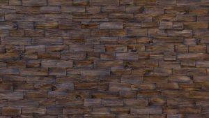 Wood Ahşap Panel Marron - 2206