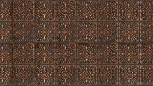 Tavan Karosu Piazza Argent Copper