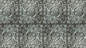Tavan Karosu Custom Argent Noir