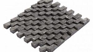 Damla Mozaikler 2,5 X 5 KONYA BLACK