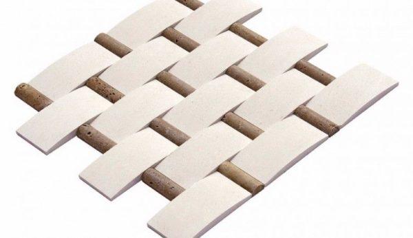 Hasır Mozaikler 5 X 10 -1,9 X 5