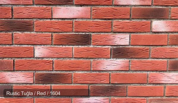 Rustic Tuğla Red 1604