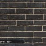 Rustic Tuğla Siyah 1603