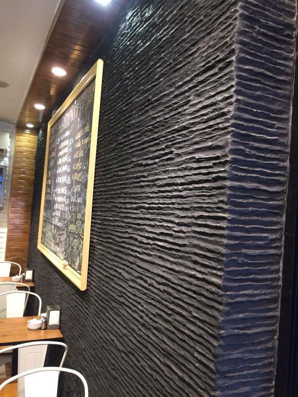 Piedra Fino Dekoratif Taş Paneli Uygulama