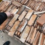 Original Ottoman Brick Coverings