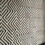3D Beton Kaplama Labirent