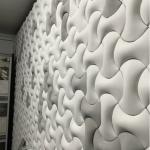 3D Hasir Beton Karosu Duvar Kaplama Karolari