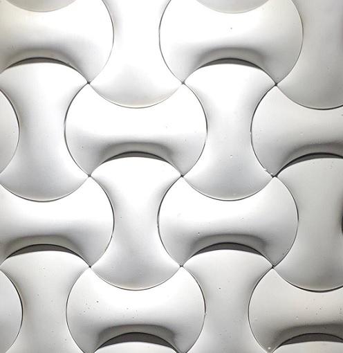 Sedir 3D Beton Karo Modeli