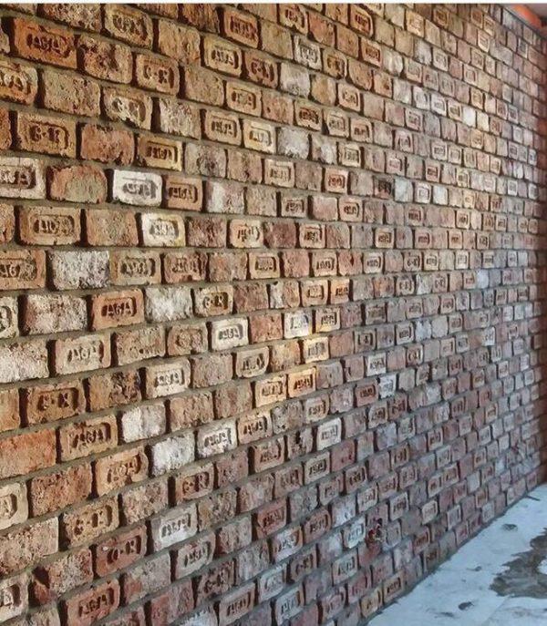 Yazılı Tuğla Duvar Kaplama Modelleri