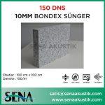 10 mm 150 Dns Yoğunlukta Bondex Ses yalıtım Süngerleri m2 Fiyatları