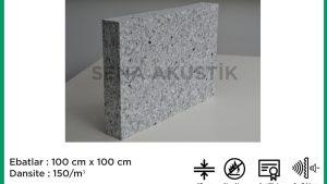 40 mm 150 Dns Yoğunlukta Bondex Ses yalıtım Süngerleri m2 Fiyatları